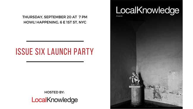 LK Issue Six Launch Party Sept 2018 650